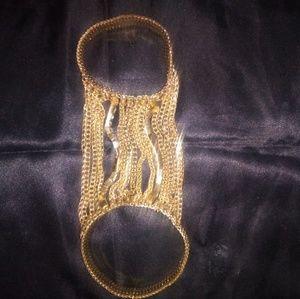Jewelry - Gold Upper Arm Bracelet